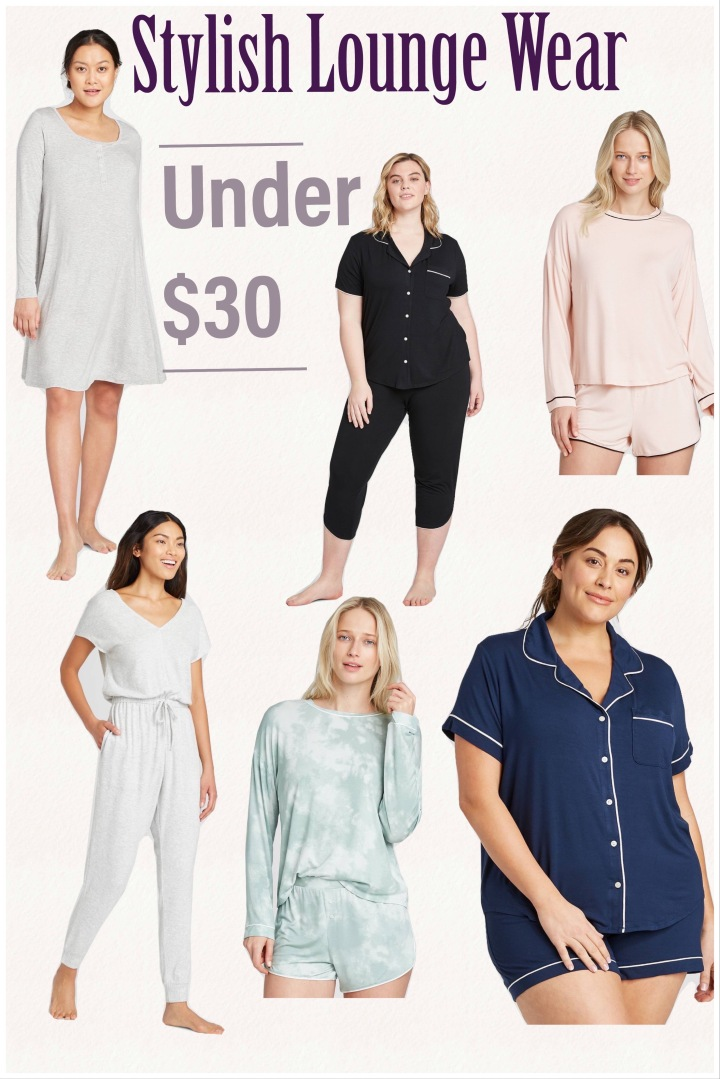 Best Affordable Lounge Wear Sets Under $30